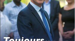 L'affiche de Valls pour les législatives ne vous rappelle