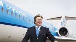 Le roi des Pays-Bas a piloté des avions de ligne pour ses loisirs deux fois par