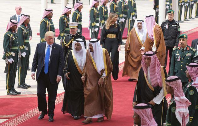 Pourquoi Trump a choisi l'Arabie saoudite pour son premier déplacement à