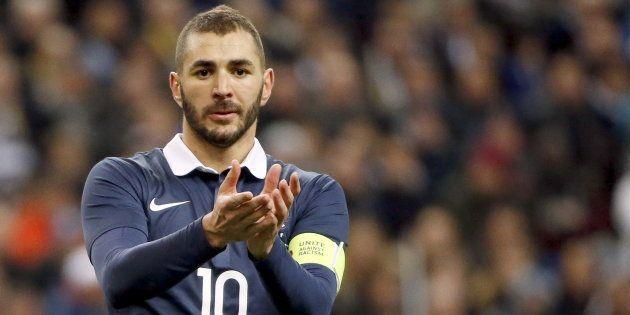 Karim Benzema encore et toujours écarté de l'équipe de