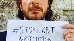 Des stars se mobilisent pour les homosexuels persécutés en