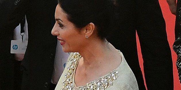 Miri Regev la ministre de la culture israélienne à Cannes le 17 mai