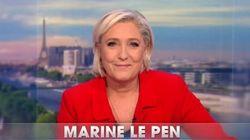 Marine Le Pen est candidate aux élections législatives