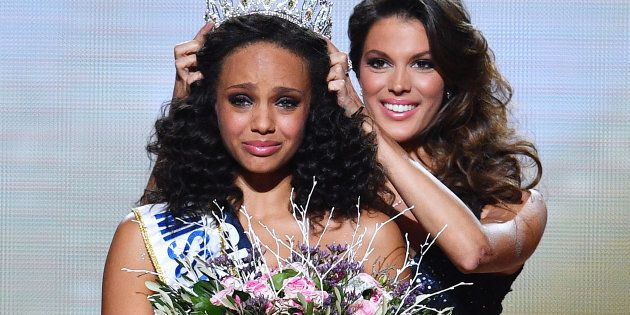 Alicia Aylies miss France 2017 et Iris