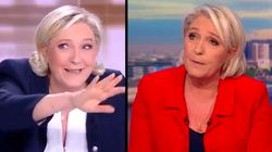 Marine Le Pen reconnaît avoir raté son débat