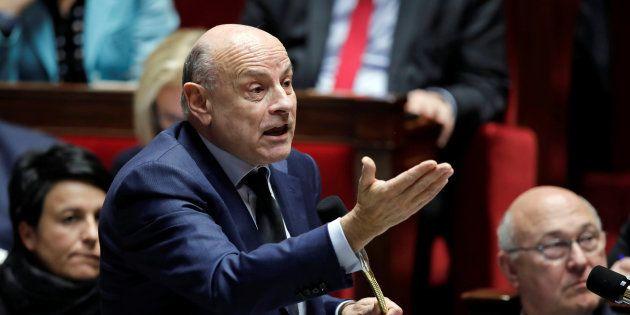 Législatives 2017: Jean-Marie Le Guen renonce à être candidat (Photo: l'ancien secrétaire d'Etat au Développement...