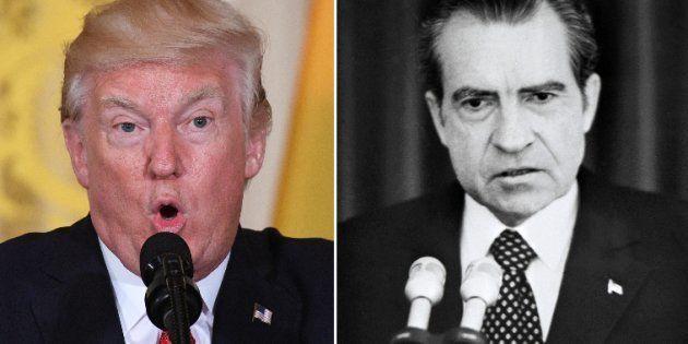 Ce qui rapproche et ce qui éloigne Donald Trump d'un nouveau
