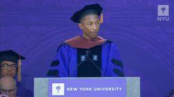 Le message fort et optimiste de Pharrell Williams sur l'égalité