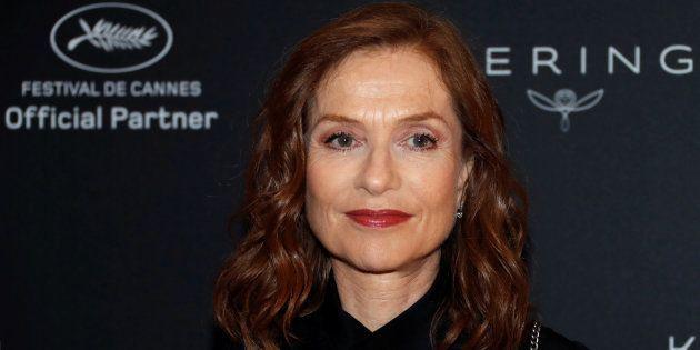 Festival de Cannes 2017: Isabelle Huppert rêve de jouer un