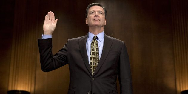 L'ex-patron du FBI va témoigner au Sénat sur les pressions de Trump et ses relations avec la