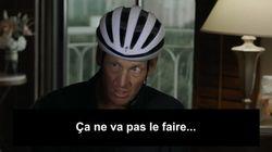 L'autodérision de Lance Armstrong, acteur d'un film parodique sur le dopage dans le