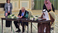 Plus de 380 milliards de dollars d'accords entre les États-Unis et l'Arabie