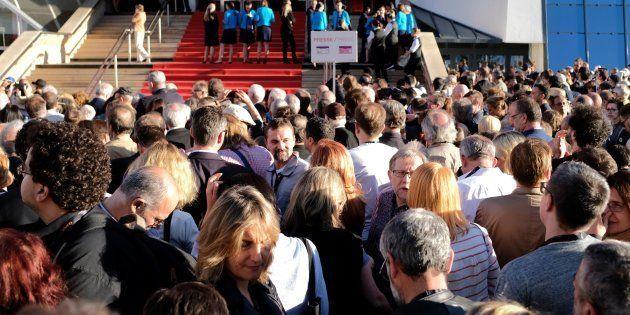 À Cannes, le Palais des festivals évacué à cause d'un objet