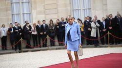 Brigitte Macron s'installe à