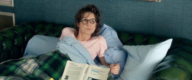 Valérie Lemercier interprète dans son film une quinquagénaire obligée de retourner vivre chez ses