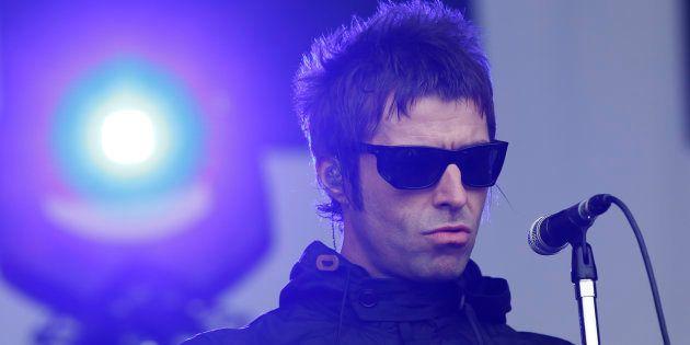 Liam Gallagher a réagi sur les réseaux sociaux suite à