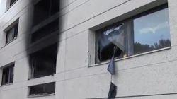 Un incendie fait 27 blessés dans une résidence étudiante de Supelec près de