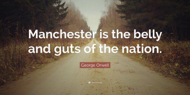 Cette citation est extraite du livre de George