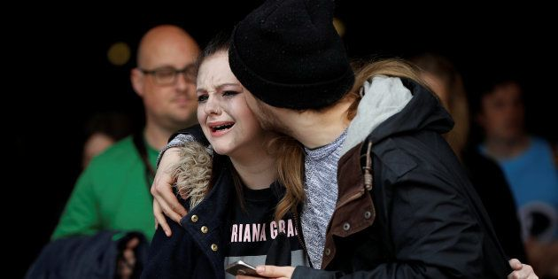 Attentat de Manchester: s'attaquer aux enfants, le stade ultime du terrorisme (Manchester, le 23 mai 2017)