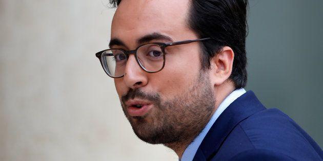 Mounir Mahjoubi, le tout nouveau secrétaire d'État au numérique d'Emmanuel