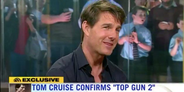 Tom Cruise annonce