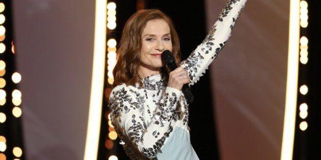 Isabelle Huppert pousse la chansonnette pour fêter les 70 ans du Festival de