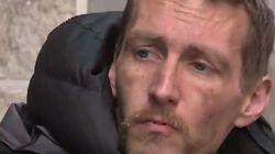 Steve et Chris Parker, deux sans-abri héros de l'attentat de