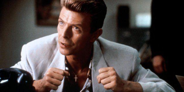David Bowie incarnait l'agentPhillip Jeffries