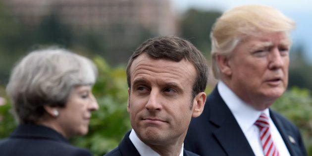 Le premier G7 d'Emmanuel Macron et Donald Trump peut-il échouer à cause du