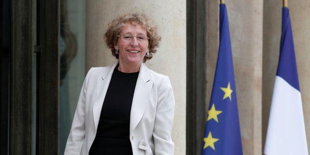 La nouvelle ministre du Travail Muriel Penicaud refuse de commenter les chiffres mensuels du