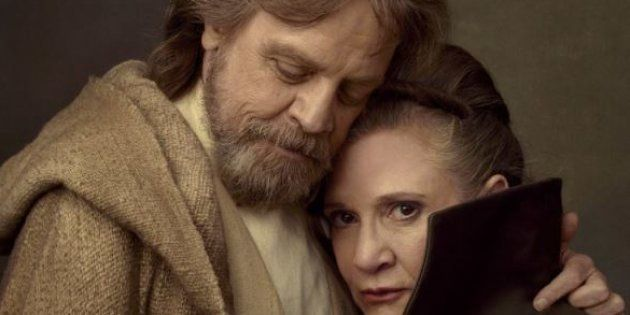 Carrie Fisher sera dans l'épisode 8, tourné avant son