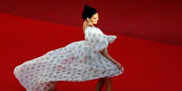 Kendall Jenner à Cannes le 20 mai