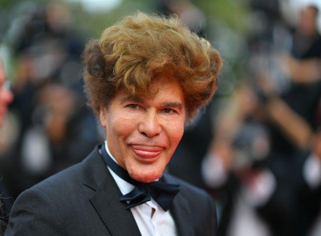 Au Festival de Cannes, Igor Bogdanoff n'a pas raté