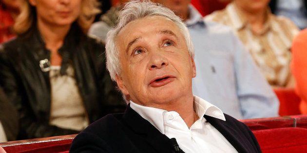 Michel Sardou invité de 'Vivement Dimanche Prochain' le 8 octobre