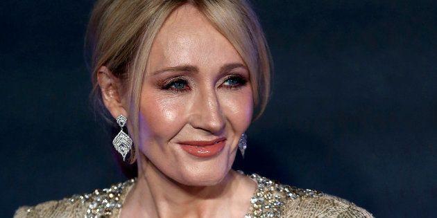 La guerre entre J.K. Rowling et les pro Donald Trump n'a pas fini sur
