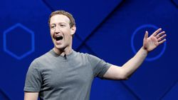 Zuckerberg a tenu la promesse faite à sa mère en recevant son diplôme