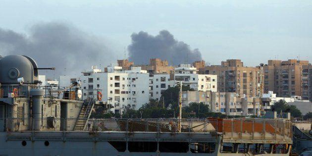 A Tripoli, le chaos règne après des affrontements entre les pro et les