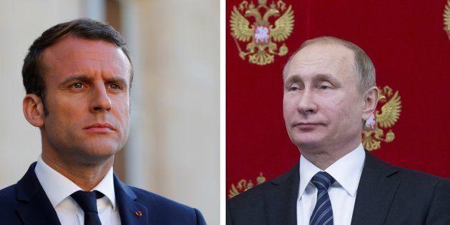 Les deux chefs d'État se rencontreront au Grand Trianon, à Versailles, ce lundi 29