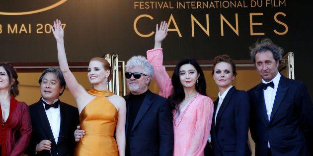 Est-ce moi ou le Festival de Cannes qui a