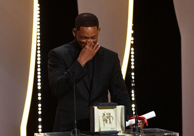 Nicole Kidman absente pour son prix du Festival de Cannes? Pas de souci, Will Smith
