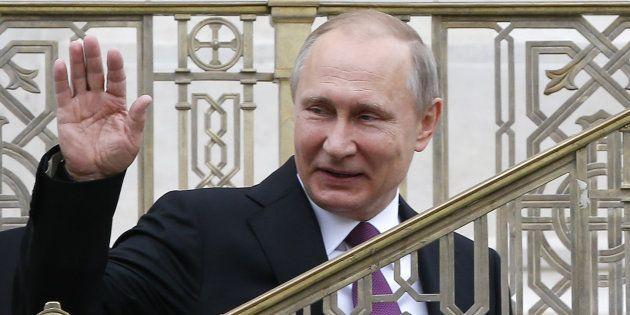 Vladimir Poutine inaugurera