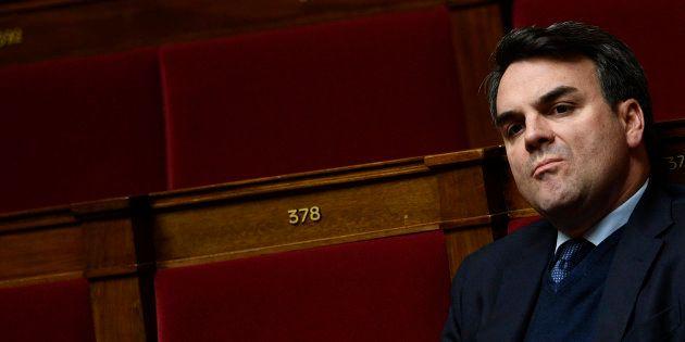 Thomas Thévenoud condamné à 3 mois de prison avec sursis et une peine d'inéligibilité d'un