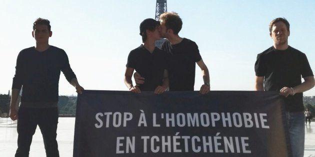 Amnesty interpelle Vladimir Poutine et Emmanuel Macron sur le sort des homosexuels en