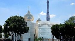 Comment la Russie a réussi à construire l'imposante église orthodoxe que Poutine a visitée à