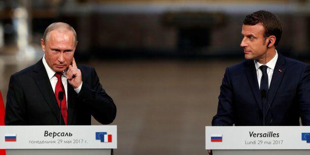 La France accueille son premier réfugié homosexuel au moment où Poutine