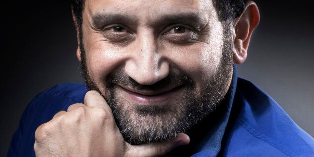 Cyril Hanouna à Paris le 8 juin