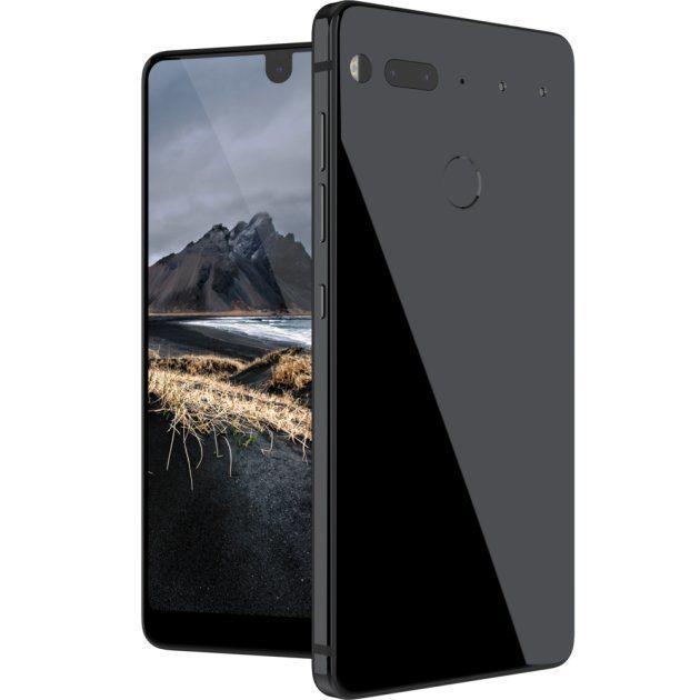 Essential Phone, un smartphone en titane lancé par le fondateur