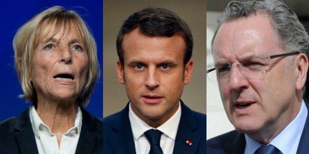 Avec Ferrand et de Sarnez, le camp Macron attaqué de toutes parts sur la moralisation de la vie