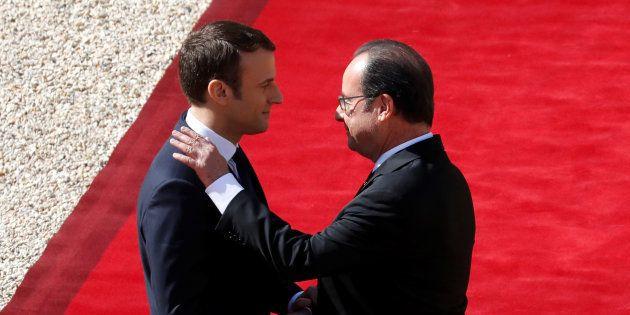 Emmanuel Macron pourrait interdire aux ex-présidents de siéger au Conseil