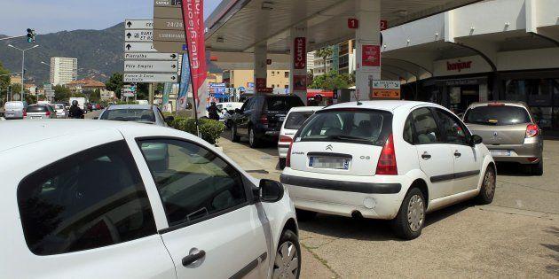 Comment la pénurie d'essence peut évoluer ce week-end